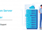 What sets an application server apart from a web server